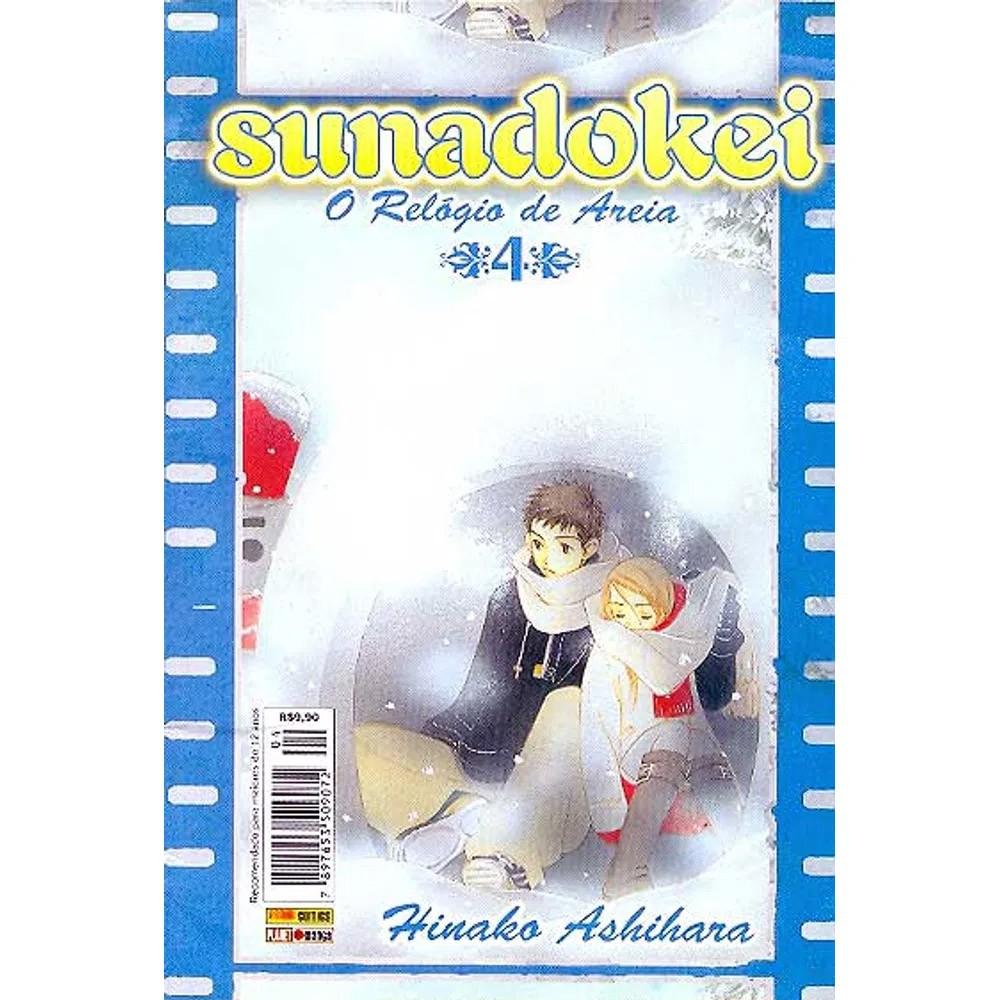 Sunadokei O Relógio de Areia - Volume 04 - Usado