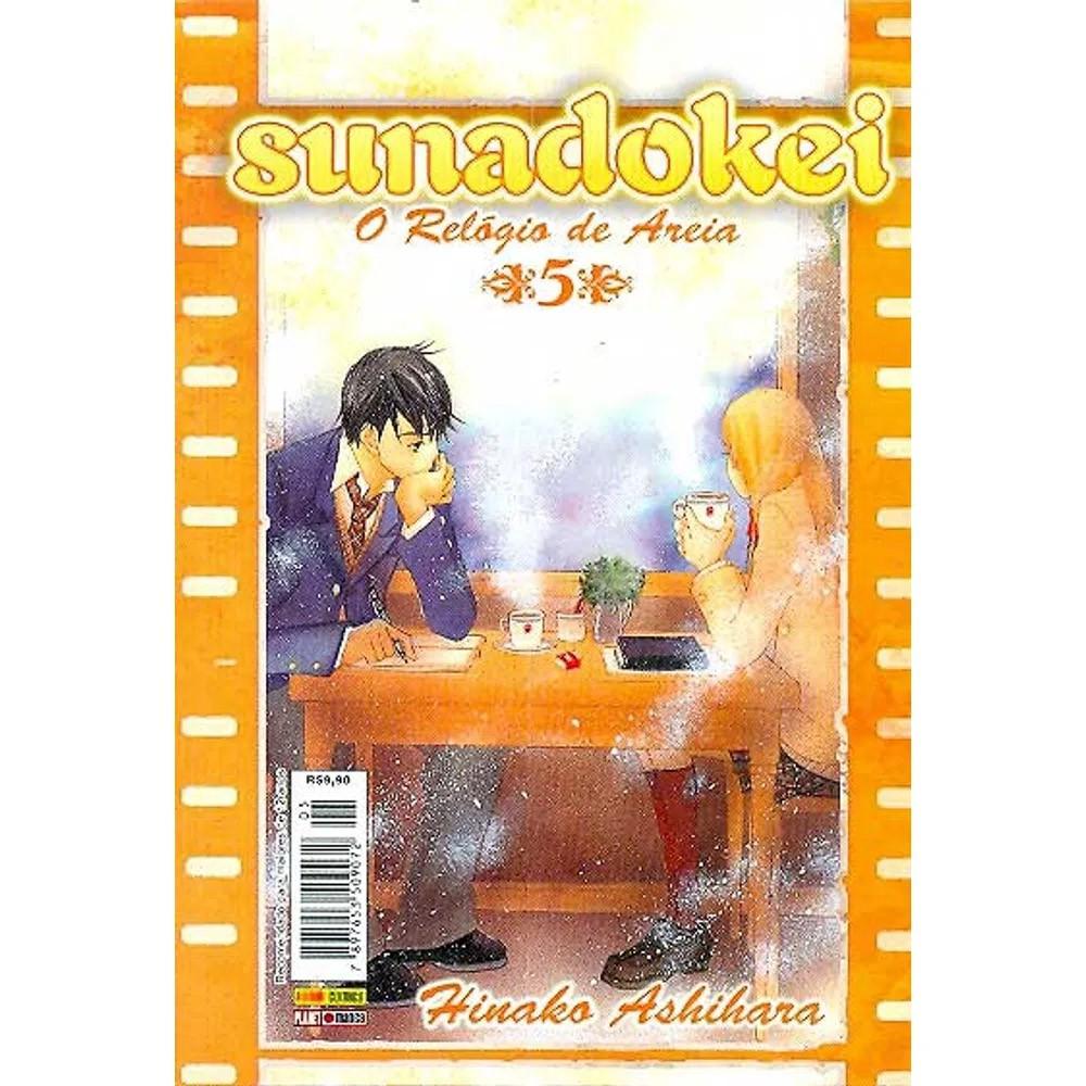 Sunadokei O Relógio de Areia - Volume 05 - Usado