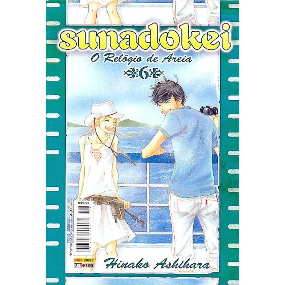 Sunadokei O Relógio de Areia - Volume 06 - Usado