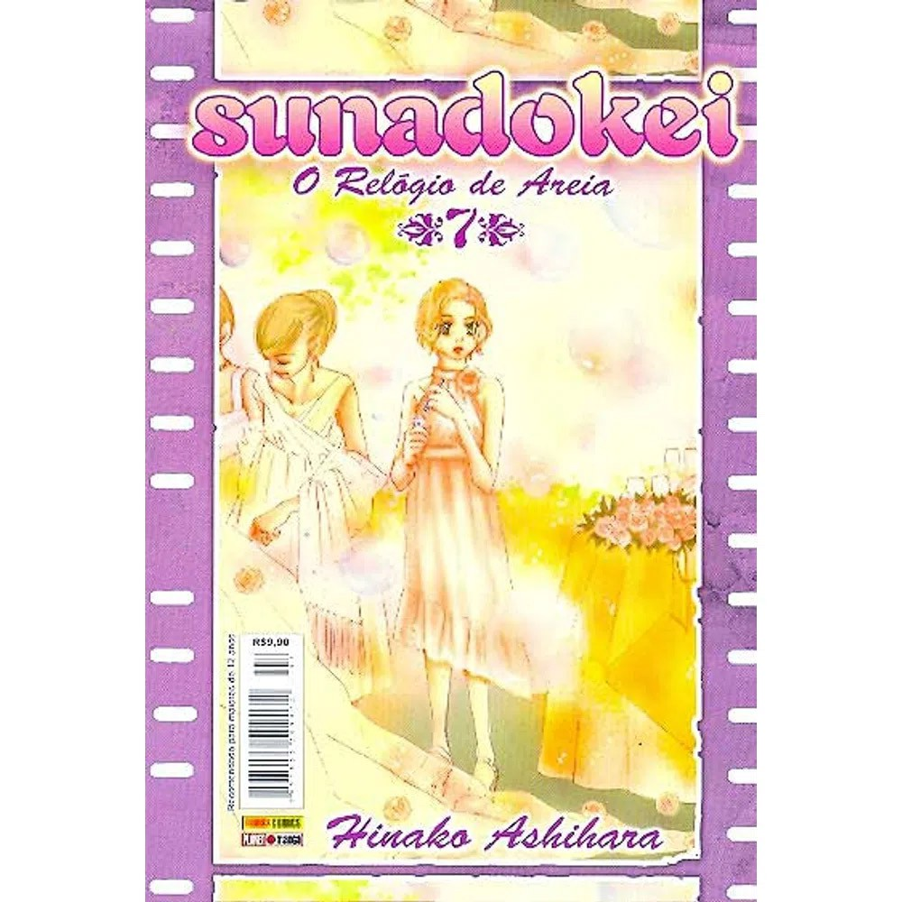 Sunadokei O Relógio de Areia - Volume 07 - Usado