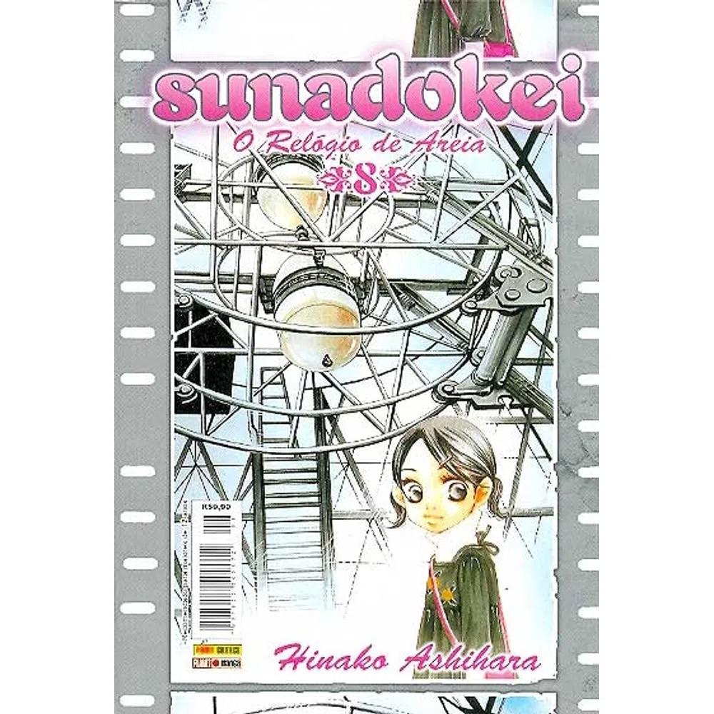 Sunadokei O Relógio de Areia - Volume 08 - Usado