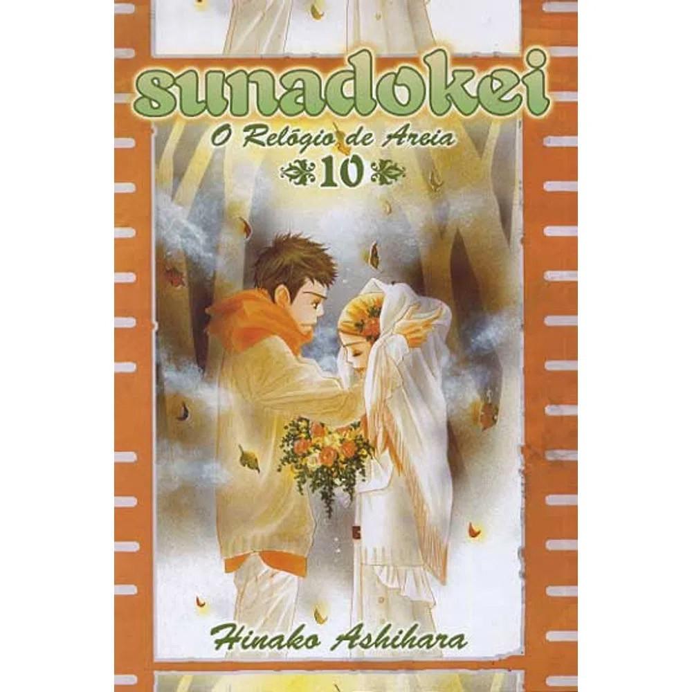 Sunadokei O Relógio de Areia - Volume 10 - Usado
