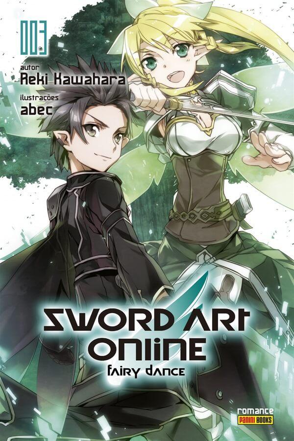 Sword Art Online Fairy Dance - Volume 03 - Novel