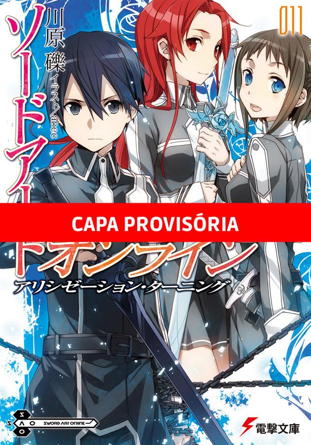 Sword Art Online - Novel - Volume 11 - Alicization Beginning