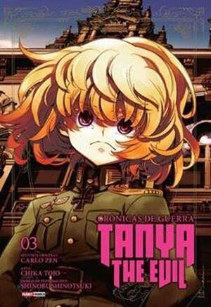 Tanya The Evil Crônicas de Guerra - Volume 03