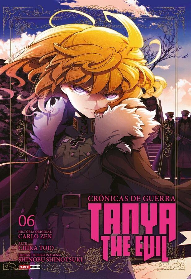 Tanya The Evil Crônicas de Guerra - Volume 06