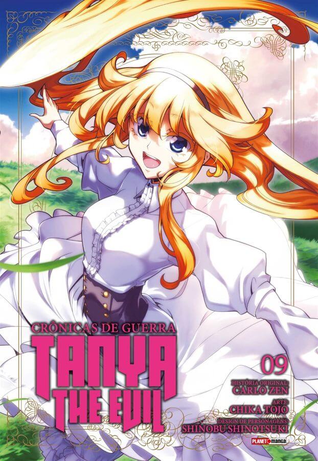 Tanya The Evil Crônicas de Guerra - Volume 09