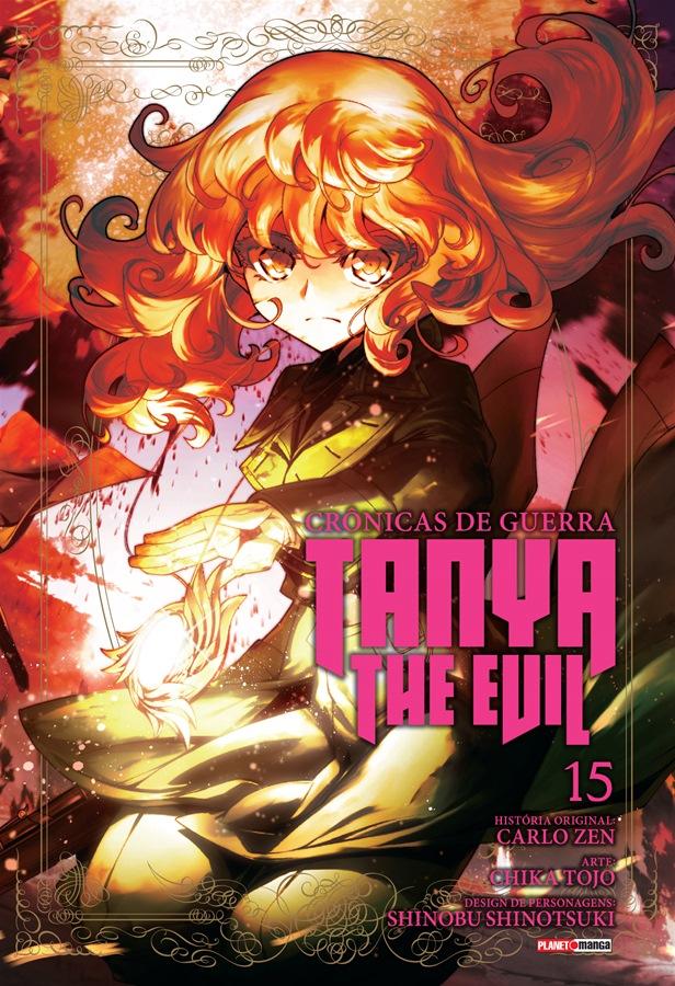 Tanya The Evil Crônicas de Guerra - Volume 15