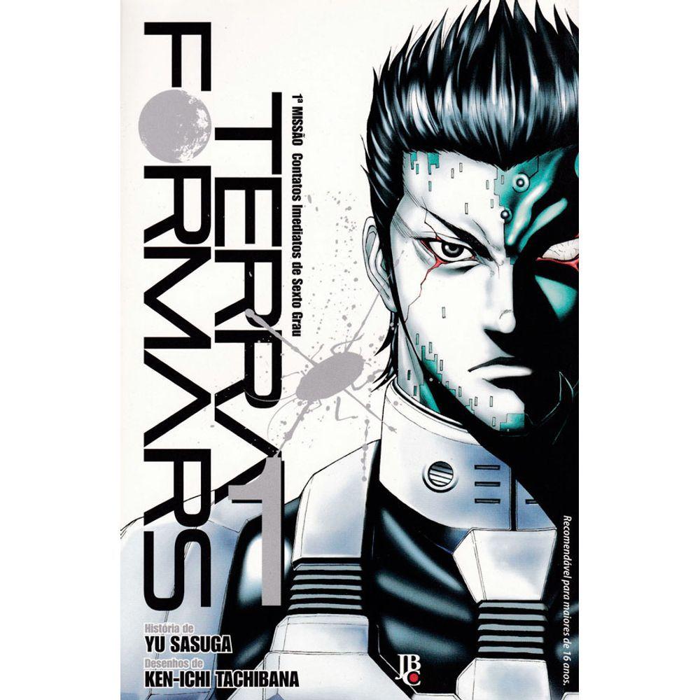 Terra Formars - Volume 01