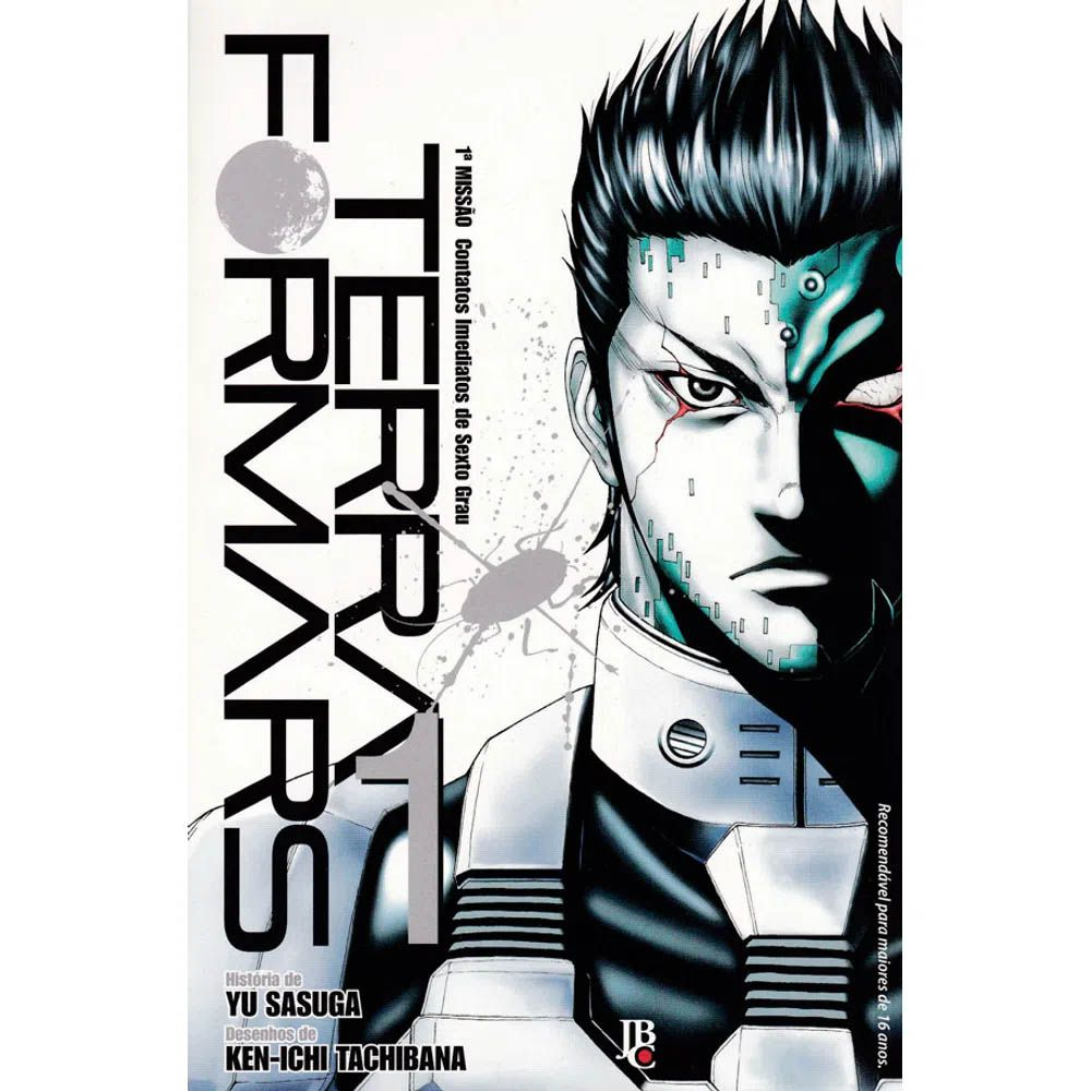 Terra Formars - Volume 01 - Usado