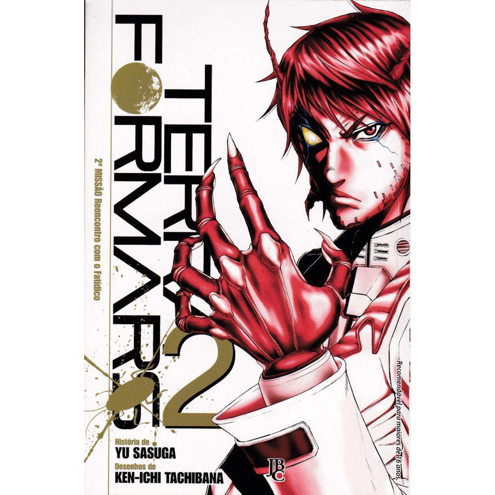 Terra Formars - Volume 02