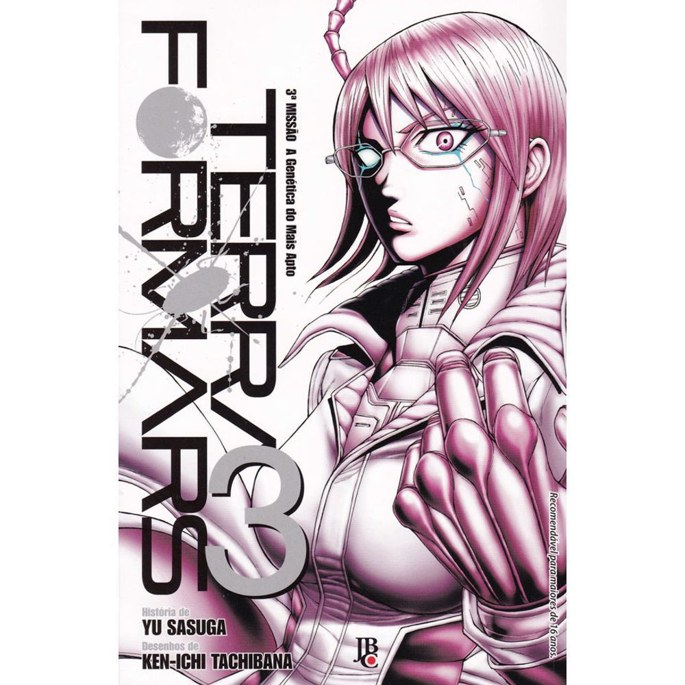Terra Formars - Volume 03