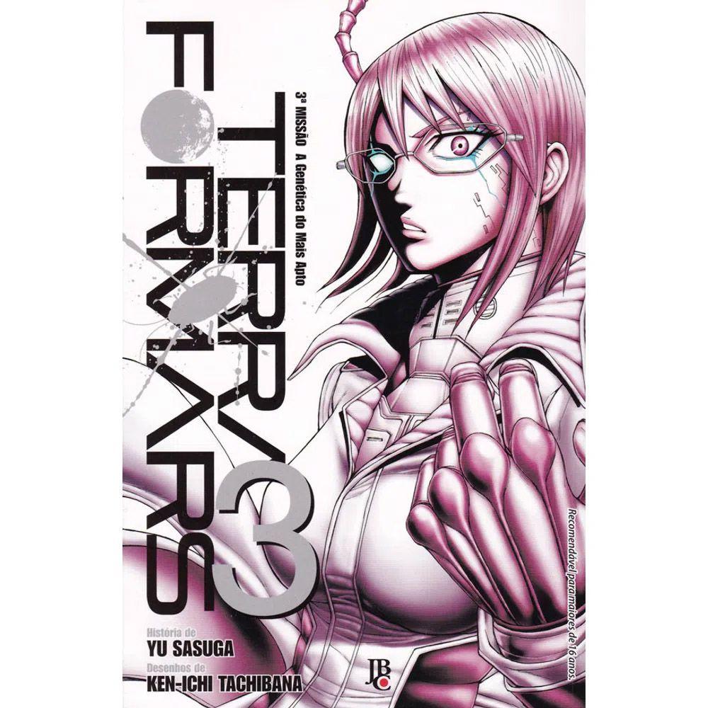 Terra Formars - Volume 03 - Usado