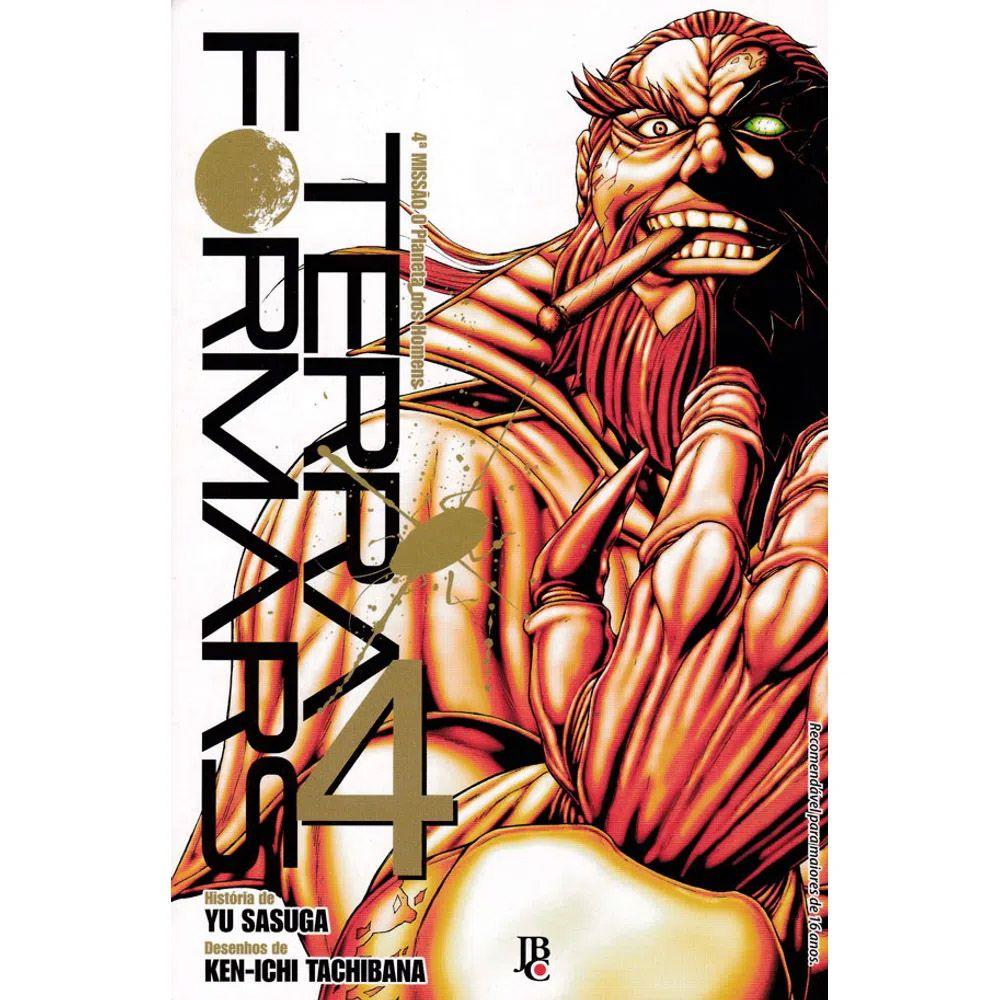 Terra Formars - Volume 04 - Usado