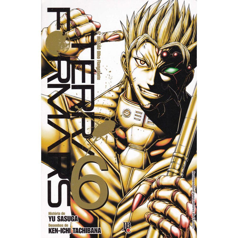 Terra Formars - Volume 06