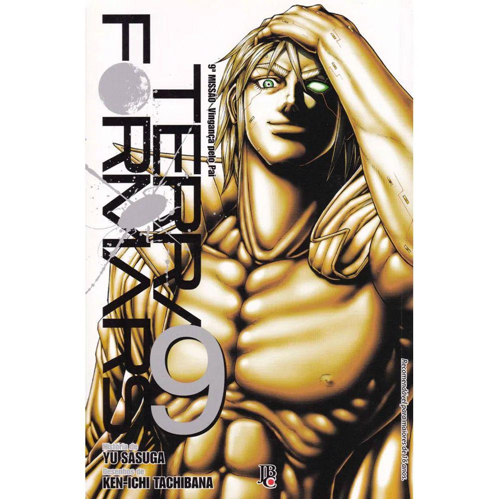 Terra Formars - Volume 09
