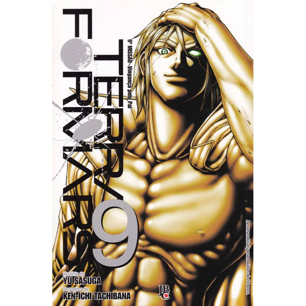 Terra Formars - Volume 09 - Usado