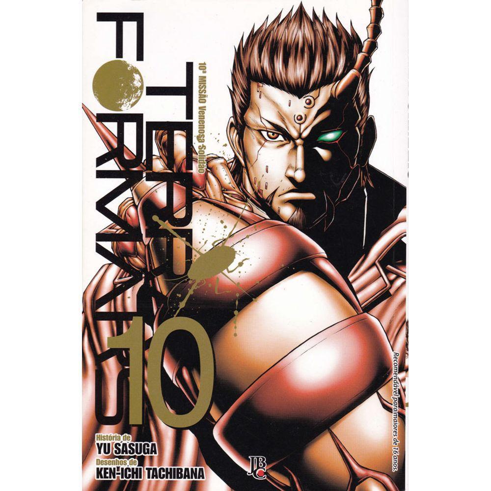 Terra Formars - Volume 10