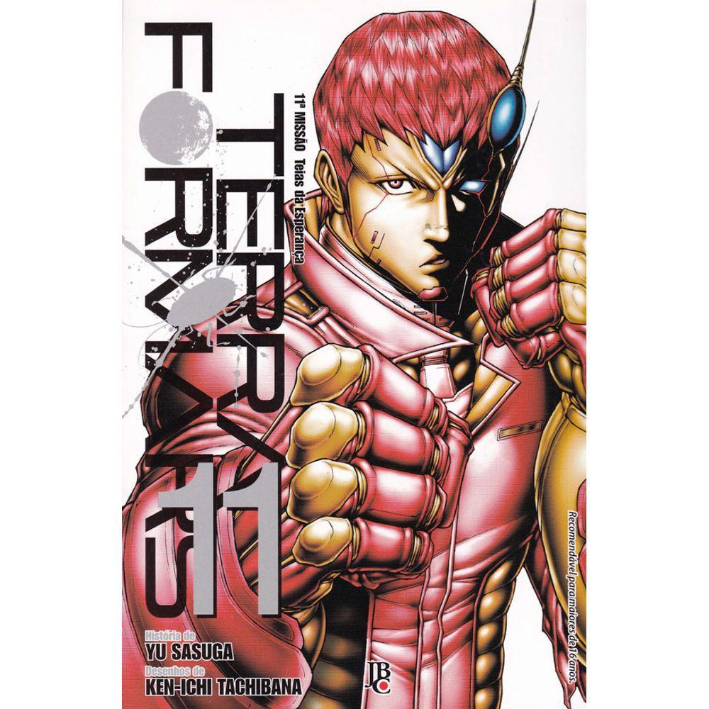 Terra Formars - Volume 11