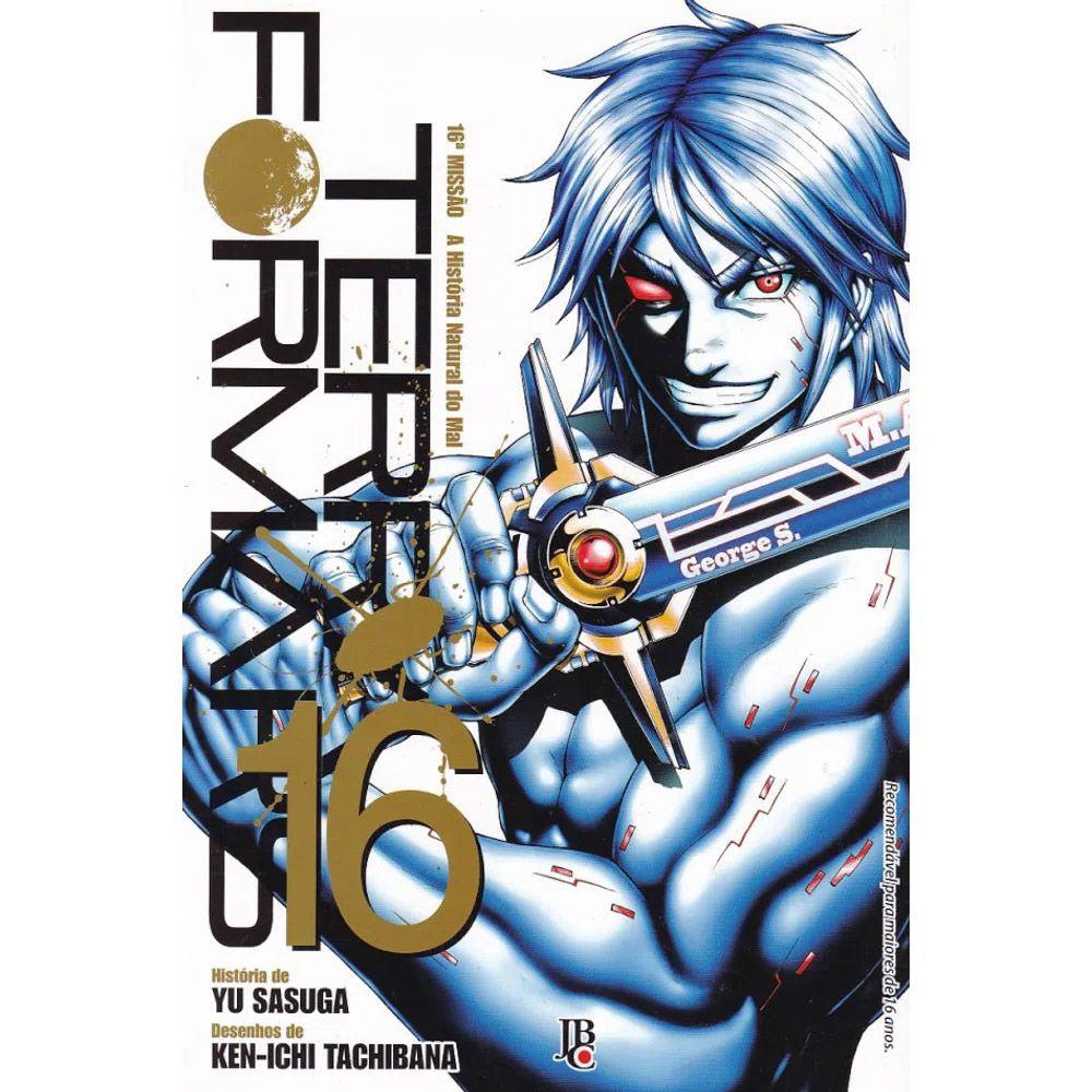 Terra Formars - Volume 16 - Usado