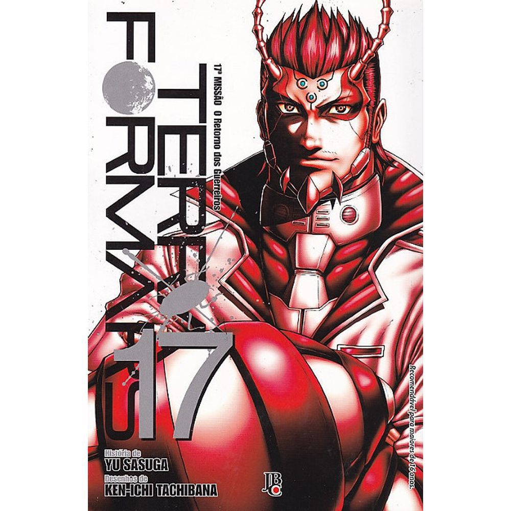 Terra Formars - Volume 17