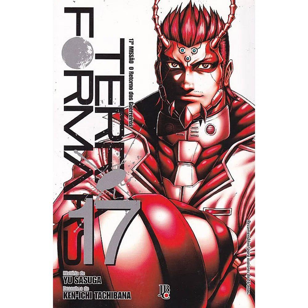 Terra Formars - Volume 17 - Usado