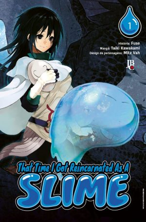 That Time I Got Reincarnated As A Slime - Volume 01