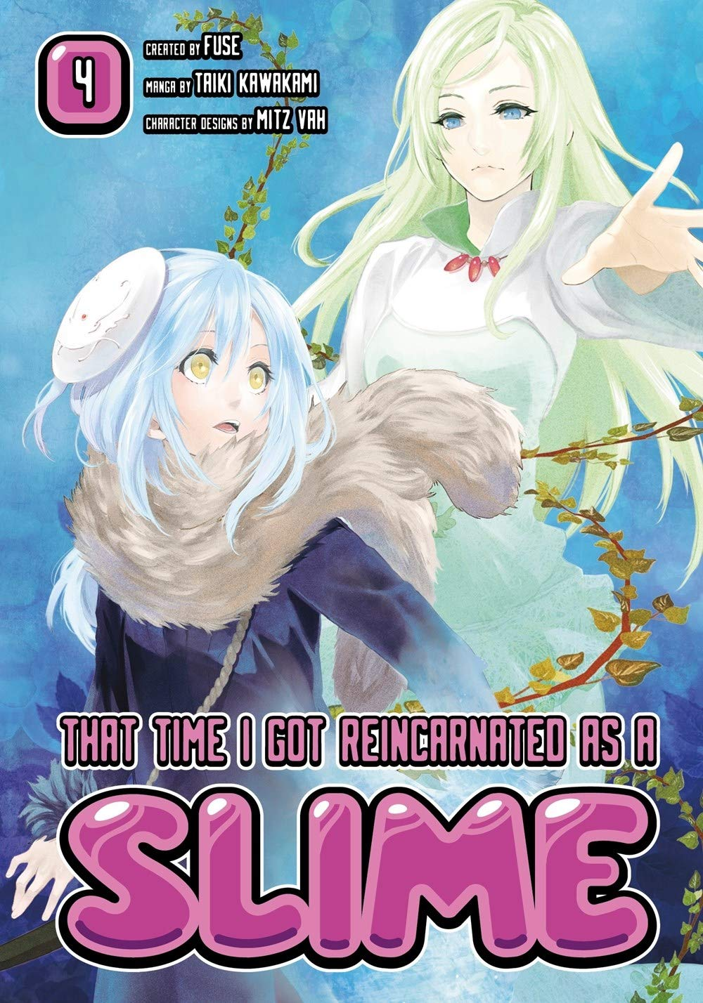 That Time I Got Reincarnated As A Slime - Volume 04
