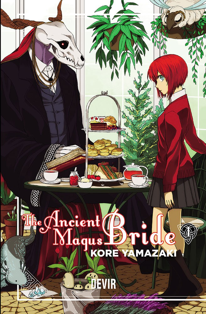 The Ancient Magus Bride - Volume 01