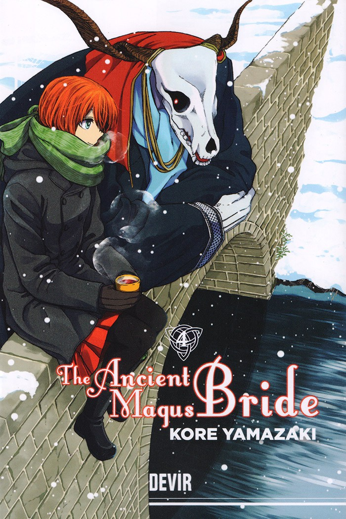 The Ancient Magus Bride - Volume 04