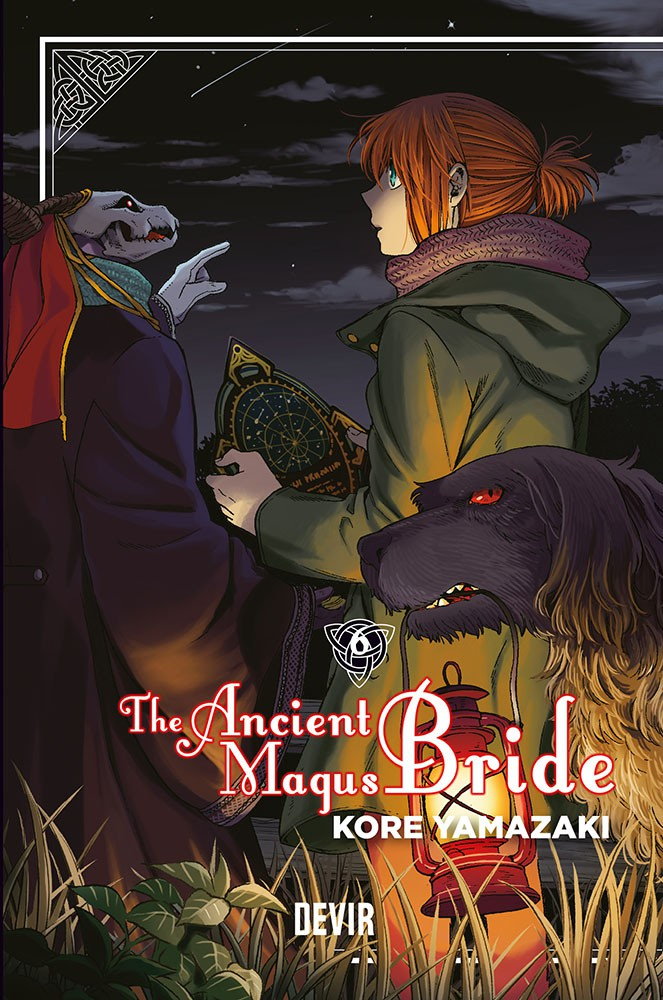 The Ancient Magus Bride - Volume 06