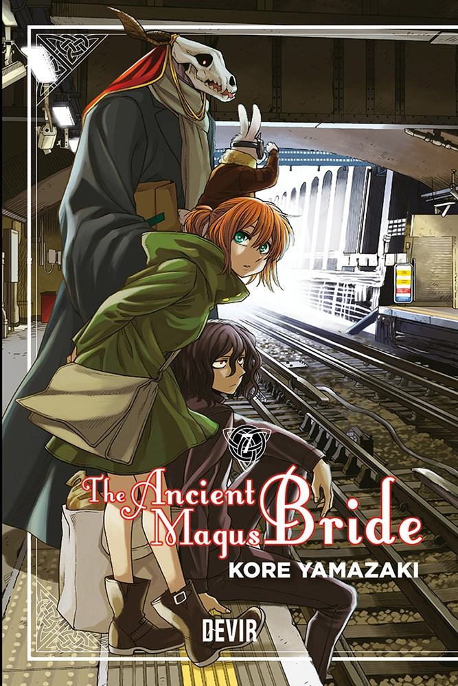 The Ancient Magus Bride - Volume 07