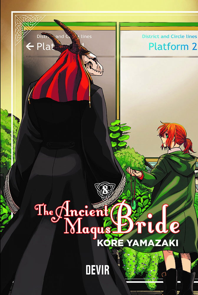 The Ancient Magus Bride - Volume 08