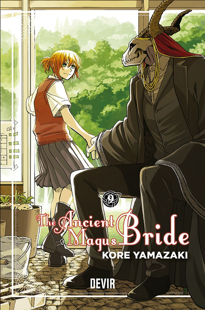 The Ancient Magus Bride - Volume 09