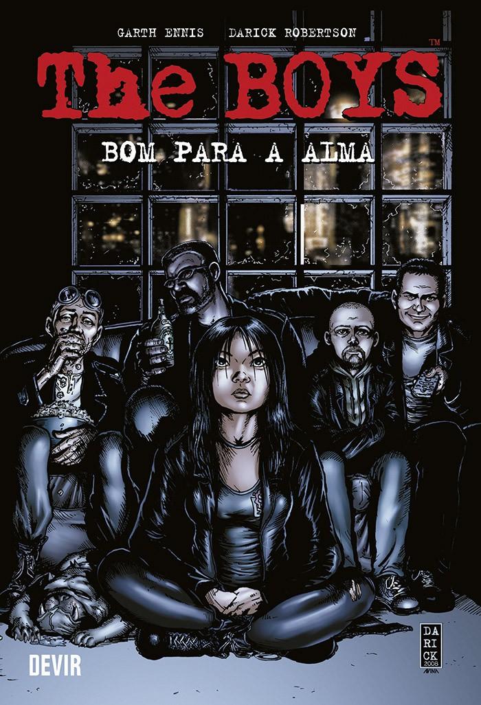 The Boys - Bom Para a Alma - Volume 03