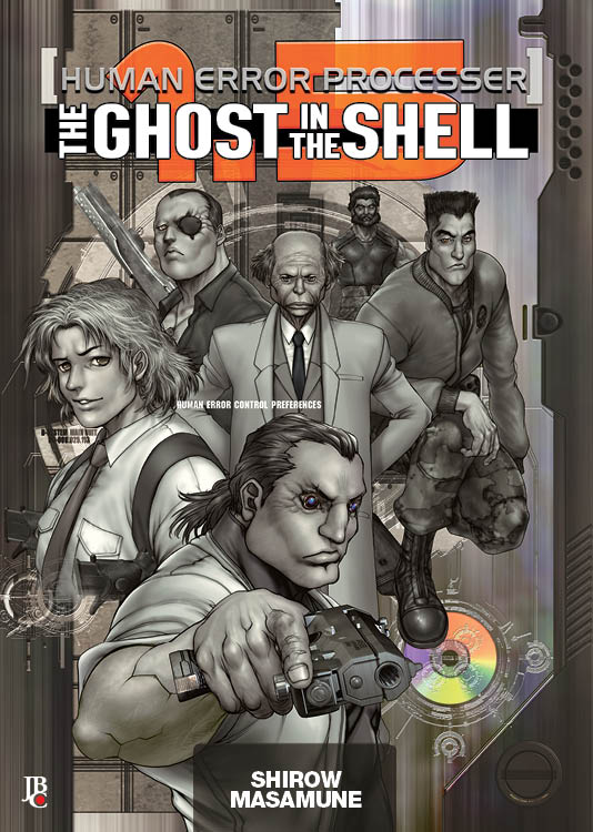 The Ghost In The Shell 1.5 - Volume Único