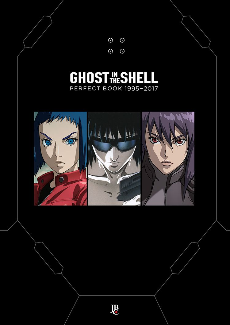 The Ghost In The Shell Perfect Book 1995 - 2017 - Volume Único