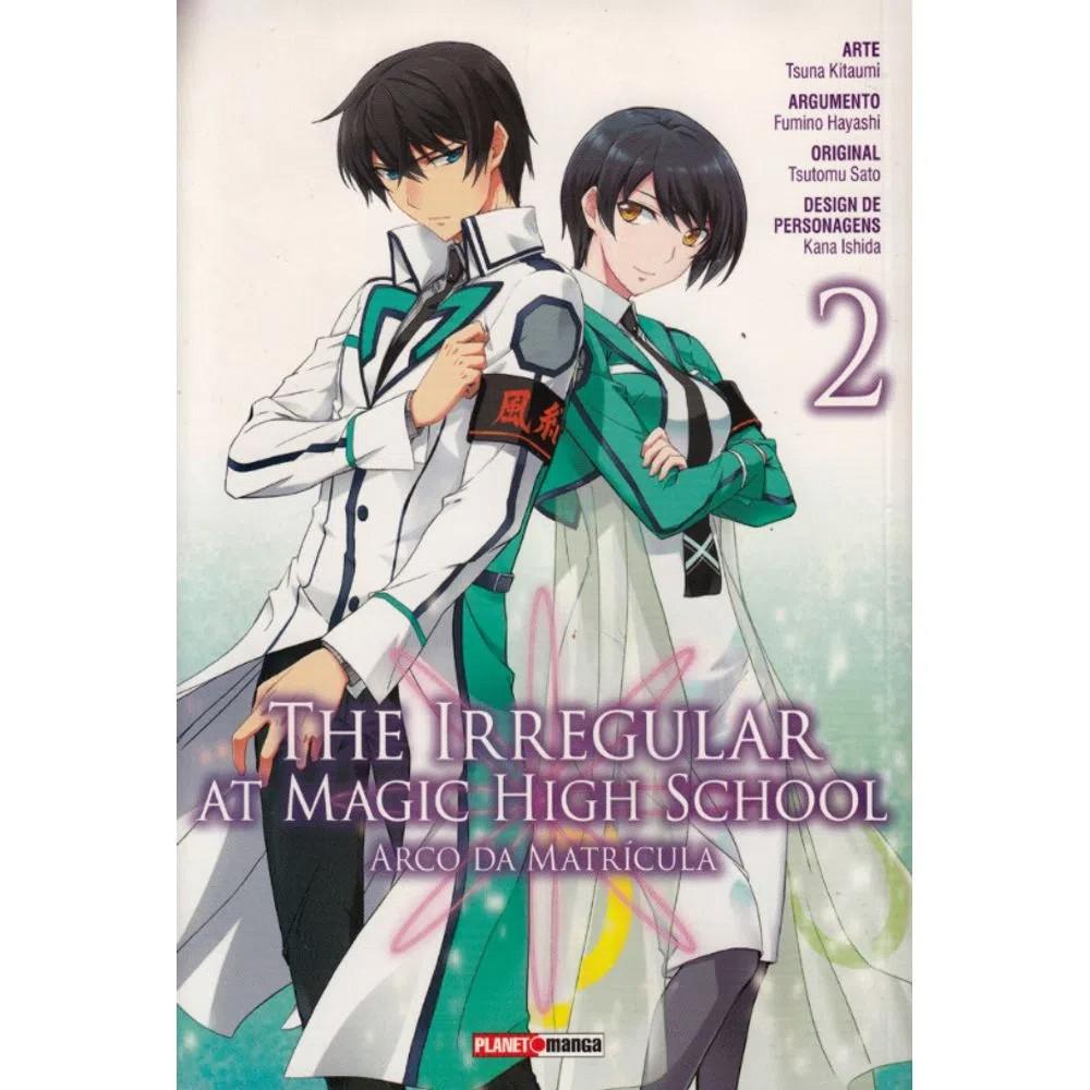 THe Irregular At Magic High School - Volume 02
