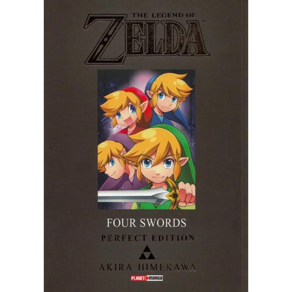 The Legend of Zelda Four Swords - Volume 05