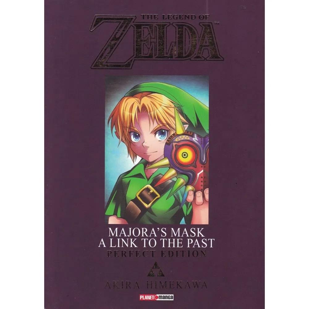 The Legend of Zelda Majora's Mask - A Link To The Past - Volume 03