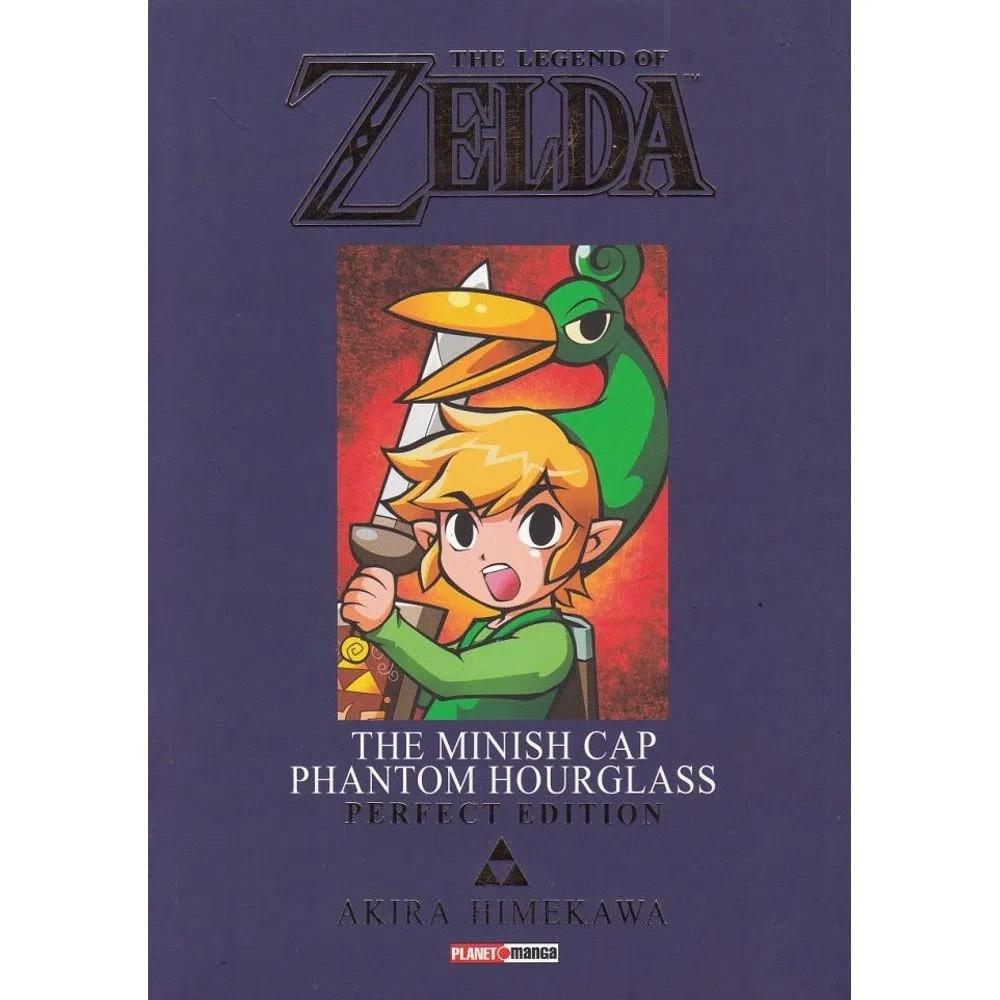 The Legend of Zelda The Minish Cap Phantom Hourglass - Volume 04