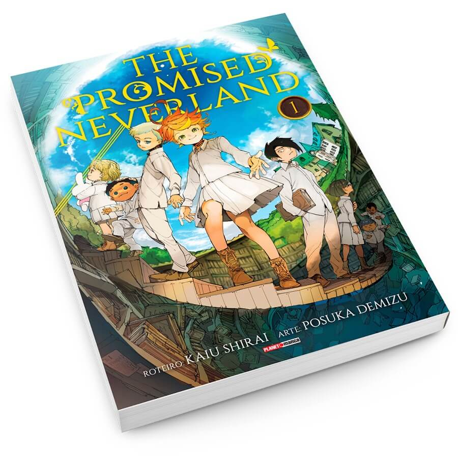 The Promised Neverland - Volume 01 - Usado