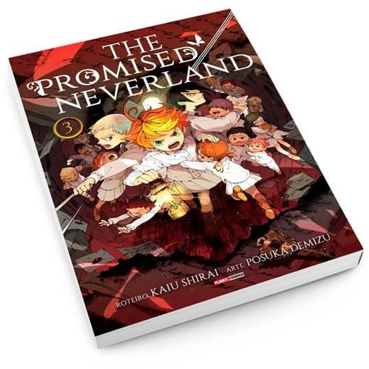 The Promised Neverland - Volume 03