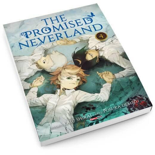 The Promised Neverland - Volume 04