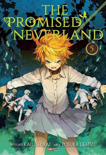 The Promised Neverland - Volume 05
