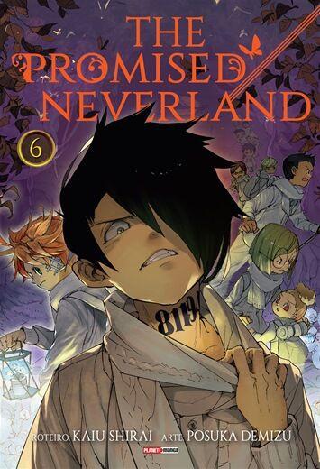 The Promised Neverland - Volume 06