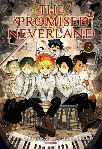 The Promised Neverland - Volume 07