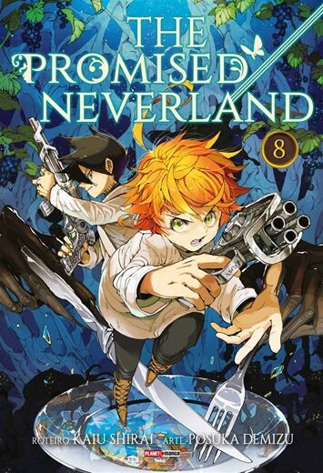 The Promised Neverland - Volume 08