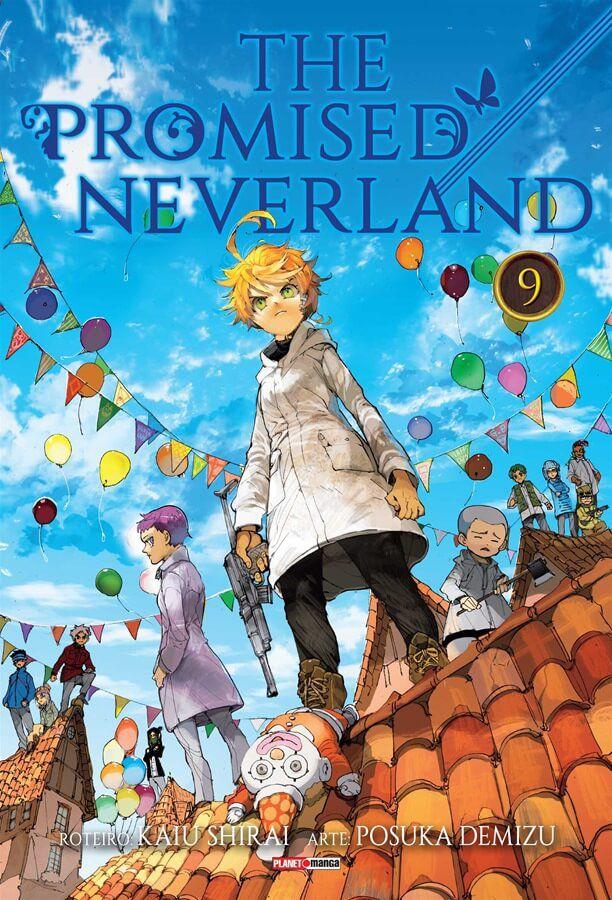 The Promised Neverland - Volume 09