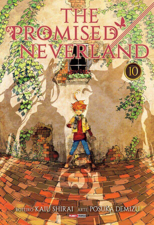 The Promised Neverland - Volume 10